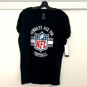Official NFL ladies t-shirt